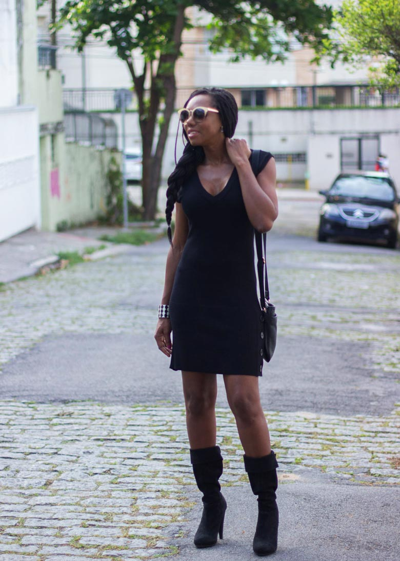 Look of the day: Morning in São Paulo